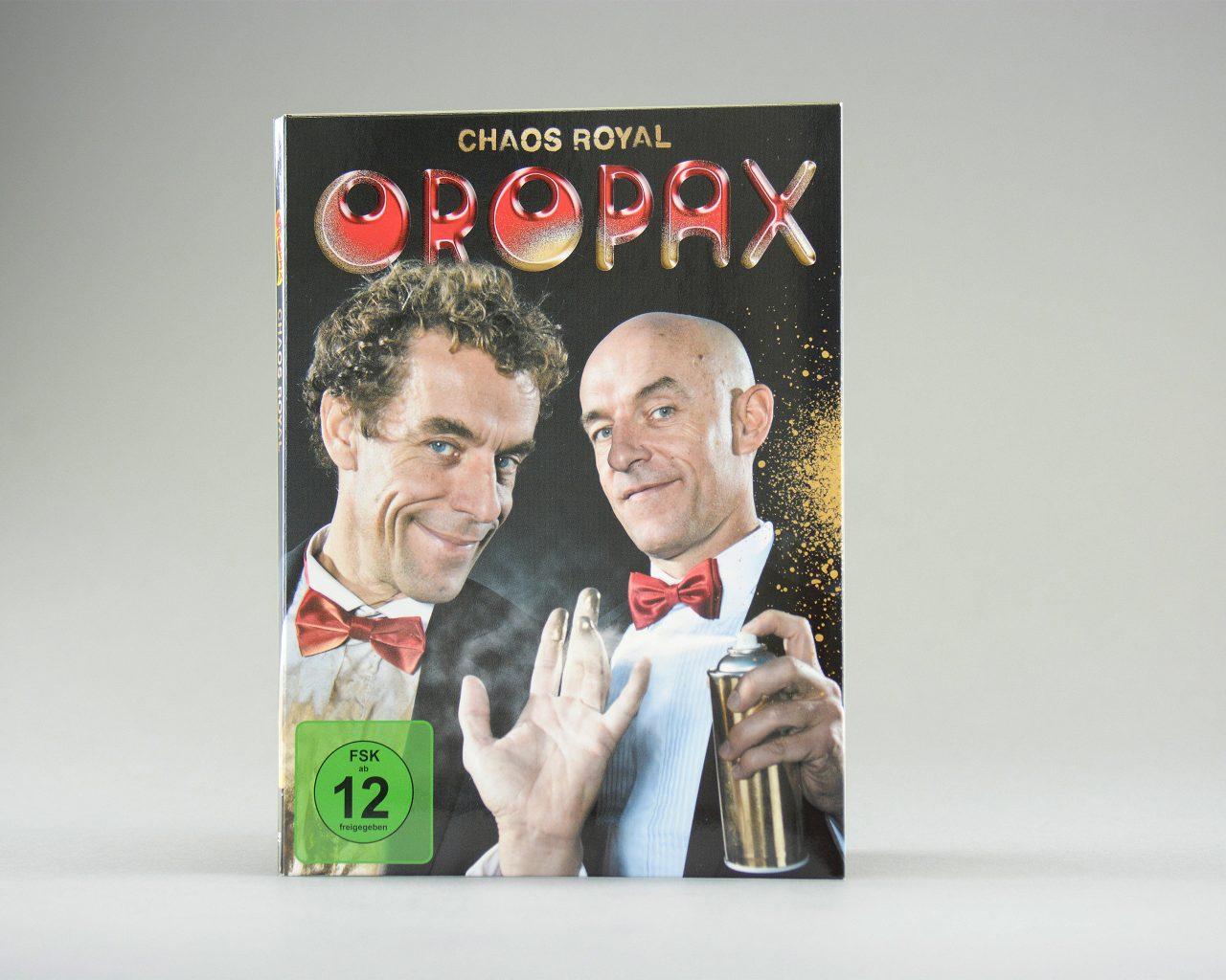 AGENTMEDIA_Oropax_DVD_Flyer