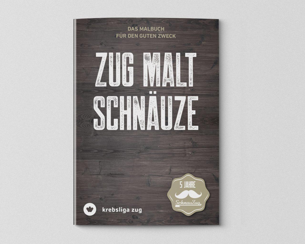 SchnauZug – Malbuch - AGENTMEDIA